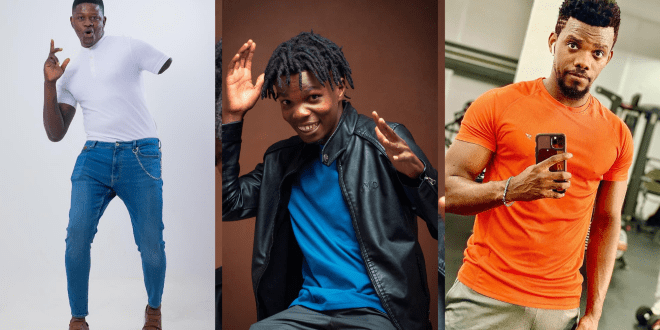 Tio Yado grava novos vídeos com humoristas angolanos Kotingo e Gilmário Vemba