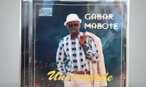 Gabar Mabote - Swivanani