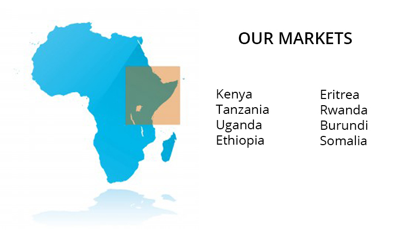 Africa Biosystems Limited - Markets