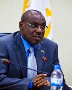 claver gatete_rwandafinance minister