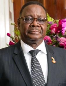 President Mutharika: appeals international help