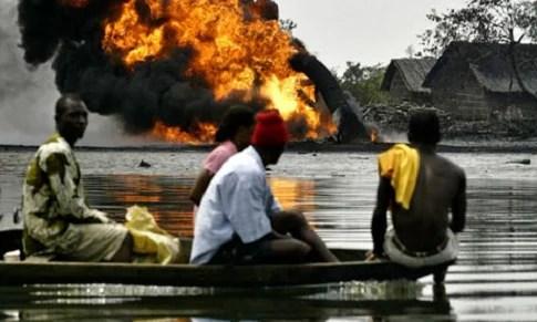 Shell blamed spills on operational failures