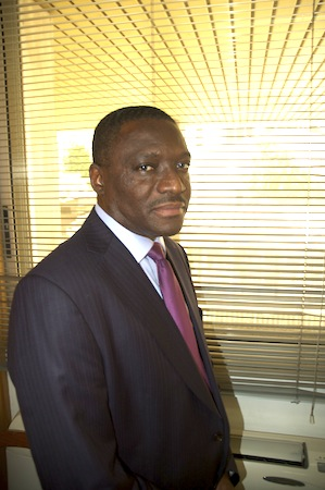 Charles Daboiko: Ecobank is the number one player