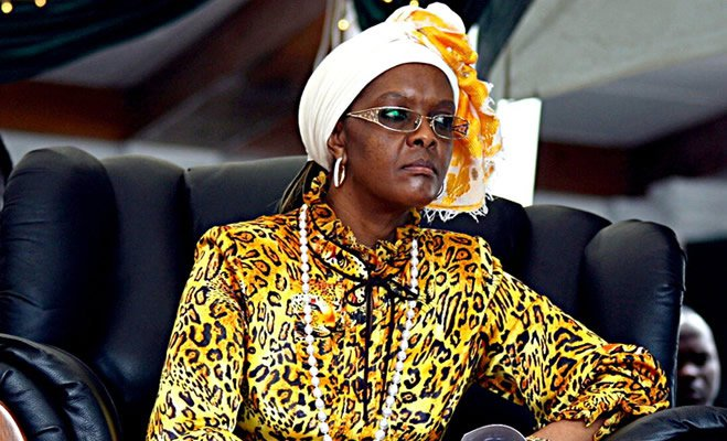 Mugabe said he was not behind his wife Grace's quick rise within Zanu (PF)