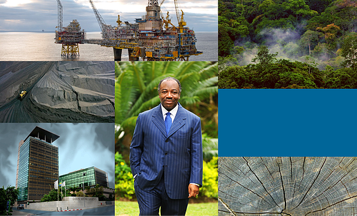 President Ali Bongo:  the agreement will allow us to develop GSEZ's existing infrastructure and implement a number of new projects