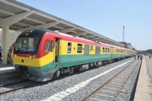 ghana rail network