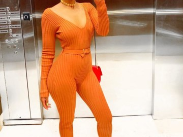 Huddah Monroe advises men and women in quaranine