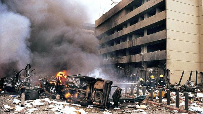 Sudan Ordered To Pay $10b To US Embassy Bombings Victims