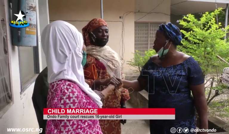 Court Rescues 16 Year Old Girl From Being The 9th Wife Of A Cleric