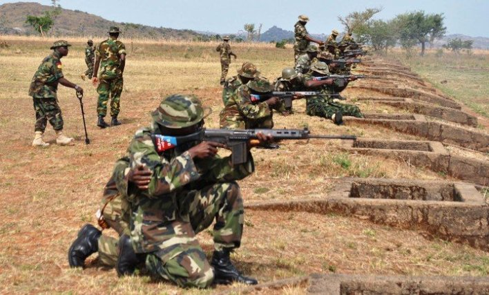 Security Challenges Nigeria Must Face: Military professionalism