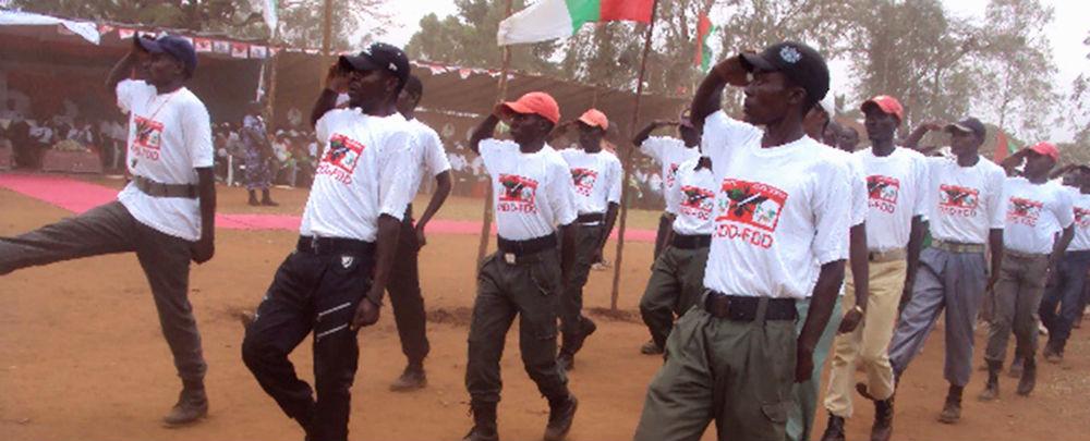 Burundi Imbonerakure militia
