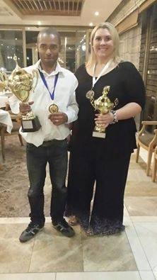 Congratulations to Kenny Solomon winning the African Individual Chess Championships 2014 Open in Windhoek, Namibia. Congratulations also Anzel Solomons on her second place in die Ladies section.