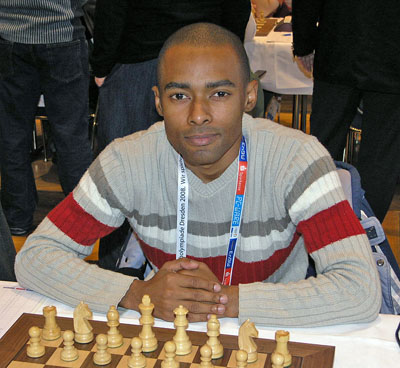 Grandmaster (GM) Kenny Solomon