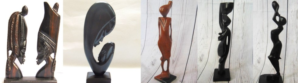 african art statues home page