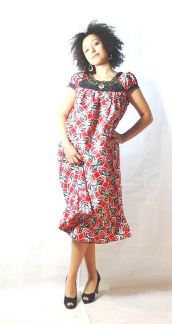 dress and jean dada