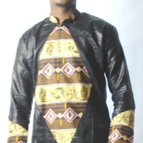 chemise noire africadada