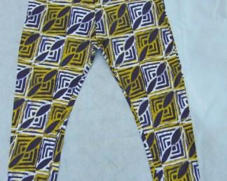 pantalon africain africadada