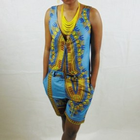 woman combi without sleeve
