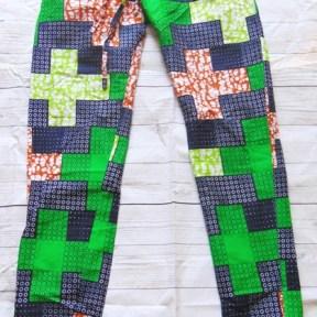 men'a wax trousers