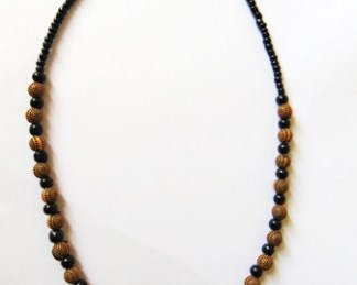 African unisex necklace