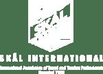Skal (White) Logo