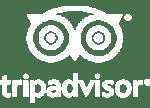 TripAdvisor (White) Logo