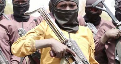 Boko Haram propaganda pictures show child soldiers undergoing religious and combat training