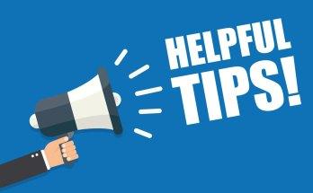 Helpful Legal Tips