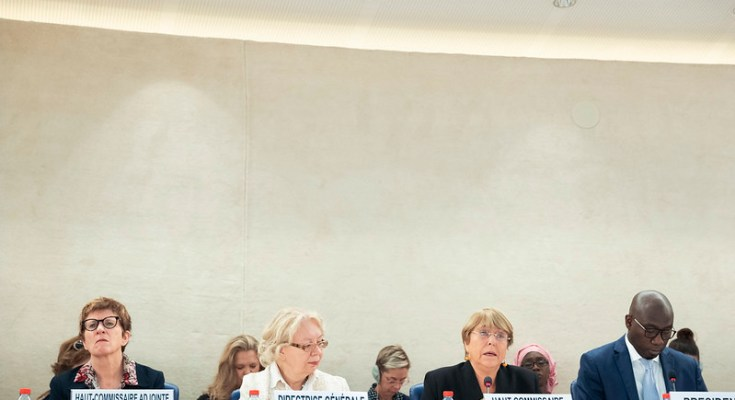 UN Human Rights Council Mandate Holders