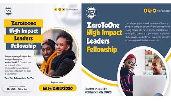 ZeroToOne High Impact Leaders
