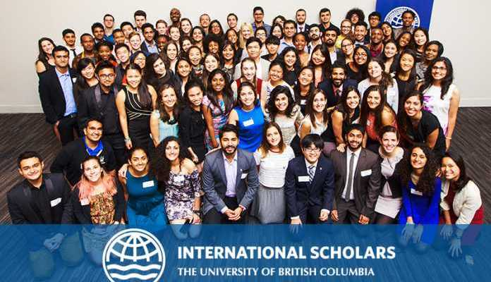 International Leader of Tomorrow Scholarships
