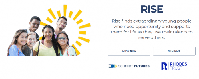 Rise Global Talent Program for Young Emerging Leaders