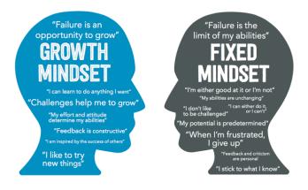 Adopt a Career Growth Mindset