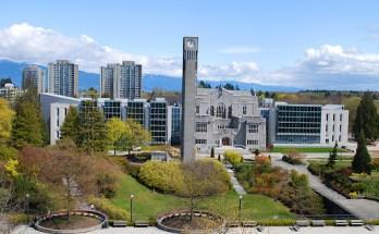 UBC Outstanding International Student Awards