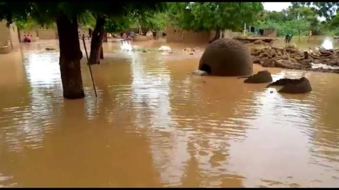 Floods kill more than 100 people in Niger and Sudan - Africa Feeds