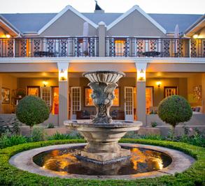 Rusthuiz Guesthouse-Stellenbosch