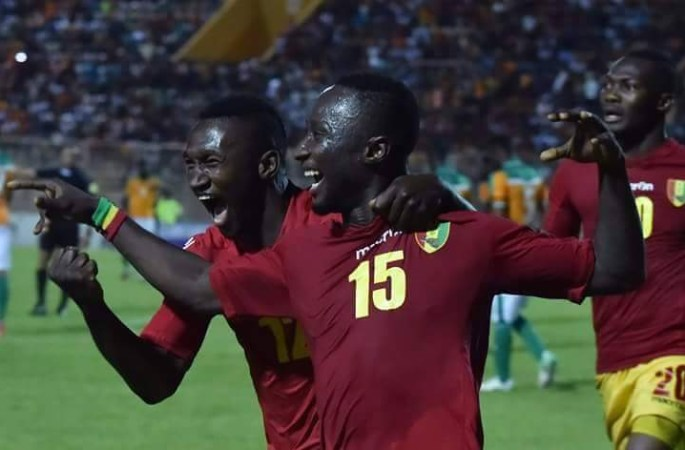 ELIM CAN 2019 GROUPE H / GUINÉE 1 – CENTRAFRIQUE 0  : LE SILY NATIONAL SOLIDE LEADER…