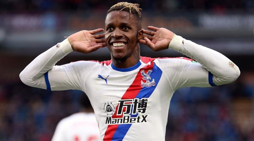 Angleterre : Zaha ouvre son compteur but