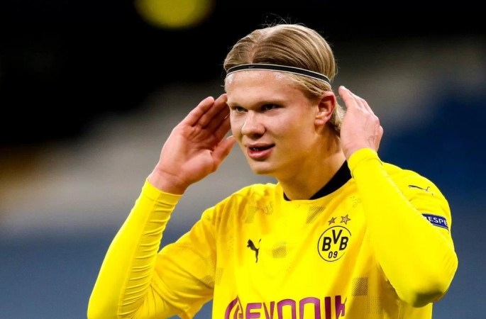 Mercato : Erling Haaland tombe d'accord avec le Real Madrid