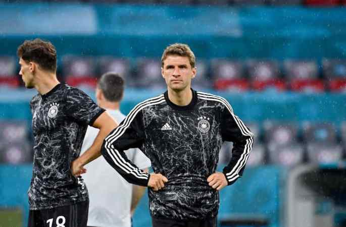 Euro 2020 – Allemagne : Thomas Müller apte contre l'Angleterre