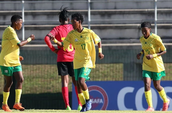 COSAFA Girls 2021: South Africa places its title on the road in opposition to Malawi