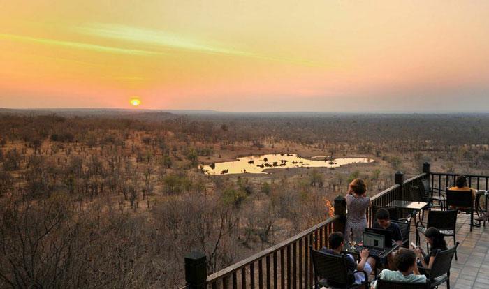 Romantic Valentines Getaway At Victoria Falls Safari Lodge