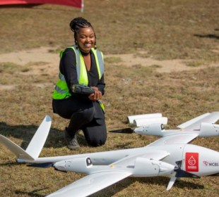 SA National Blood Service adopts the use drone technology to deliver blood