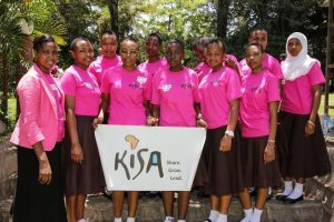 Year 2 Kisa Scholars from Engutoto Secondary School