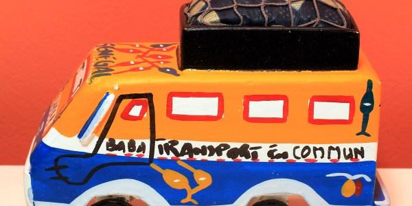 Car Rapide - Souvenir