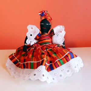 African Baby Doll - Anta