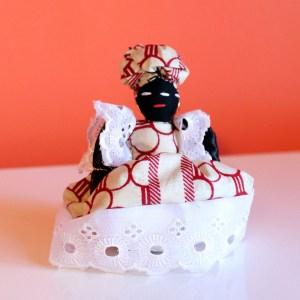 Handmade African Baby Doll - Nene