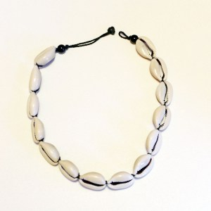 African Seashell Necklace