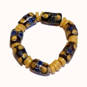 Dark Brown African Trade Beads