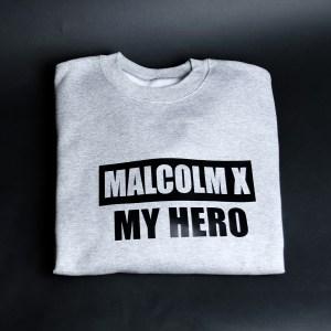 Malcolm X My Hero